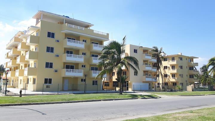 1 Bedroom Serviced Apartment on beach near Havana