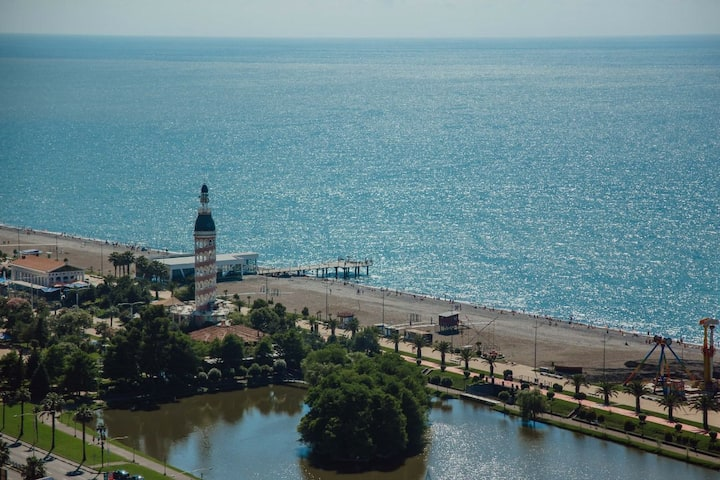 Апартаменты Black Sea Towers