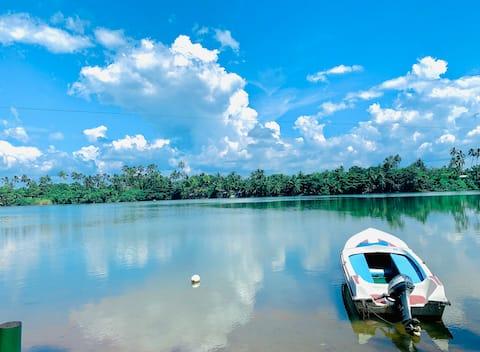 RIVER PARADISE Villa Kalutara , Sri Lanka.