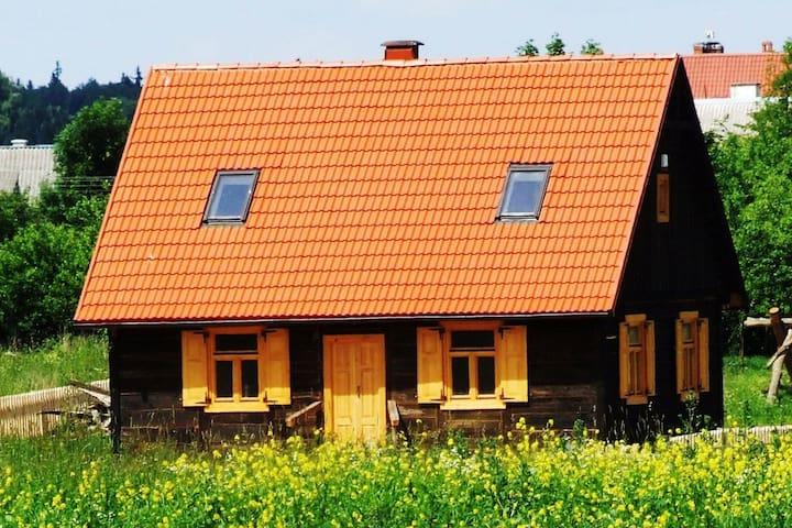 Quaint Holiday Home in Radzieje with Garden