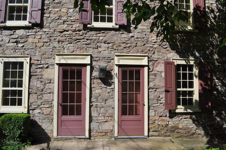 The Quaker River Home