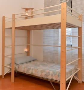 bunkbeds in sharedroom - Rom - Wohnung
