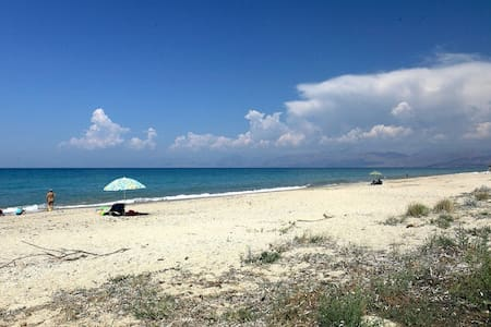 Maria Beach Apartment for 2 people - Corfú - Pis
