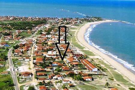 Casa a 90m da praia - Baía da Traição