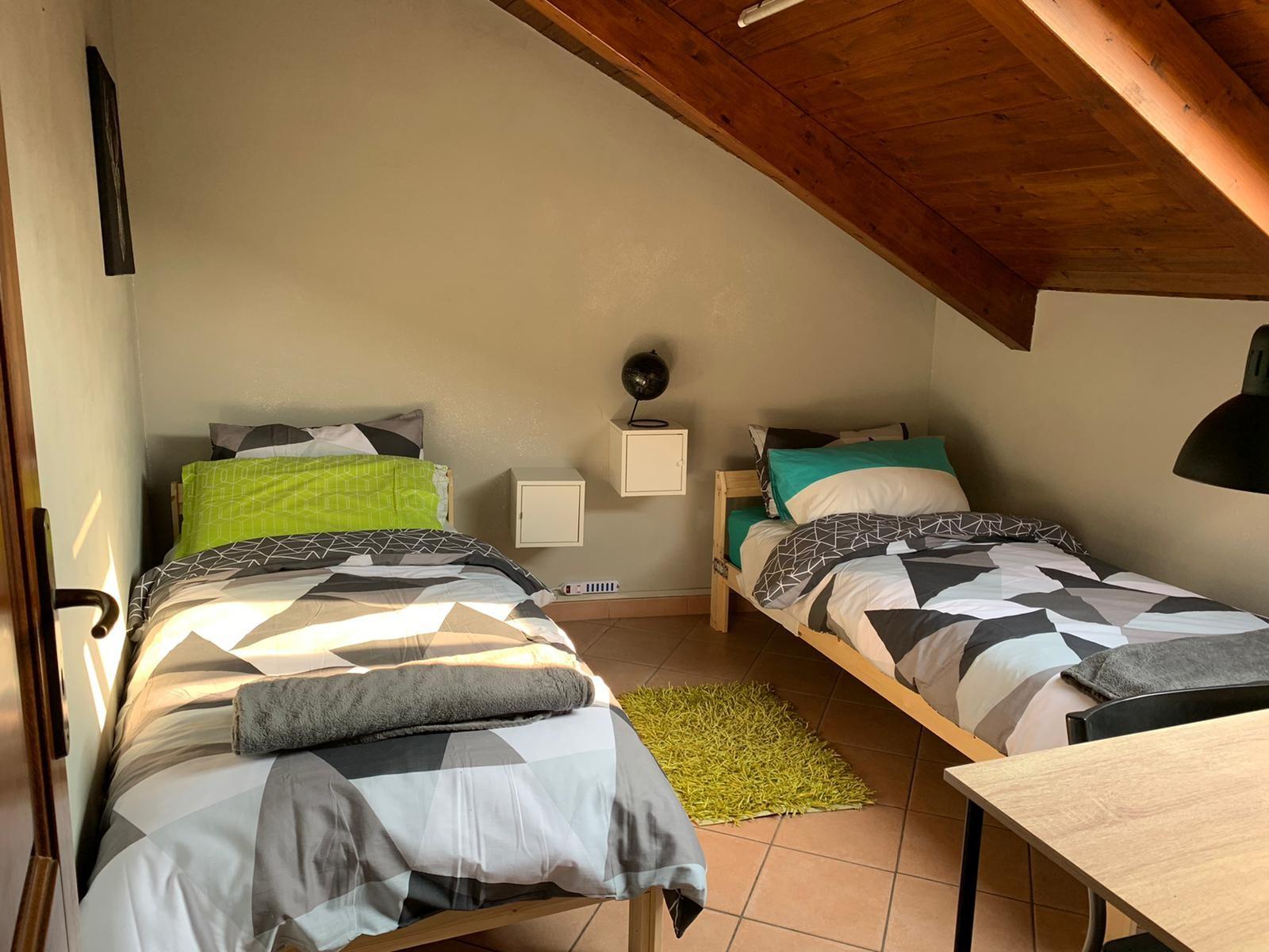 Splendido appartamento mansardato