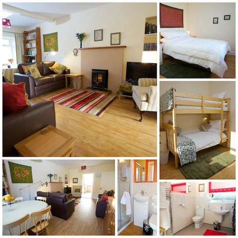 Cosaig Self Catering cosy cottage - Innerleithen - บ้าน