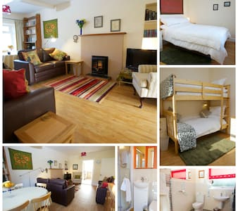 Cosaig Self Catering cosy cottage - Hus