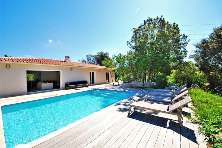 Magnifique villa NEUVE 3 chambres PISCINE
