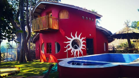 Vasundhara Eco House
