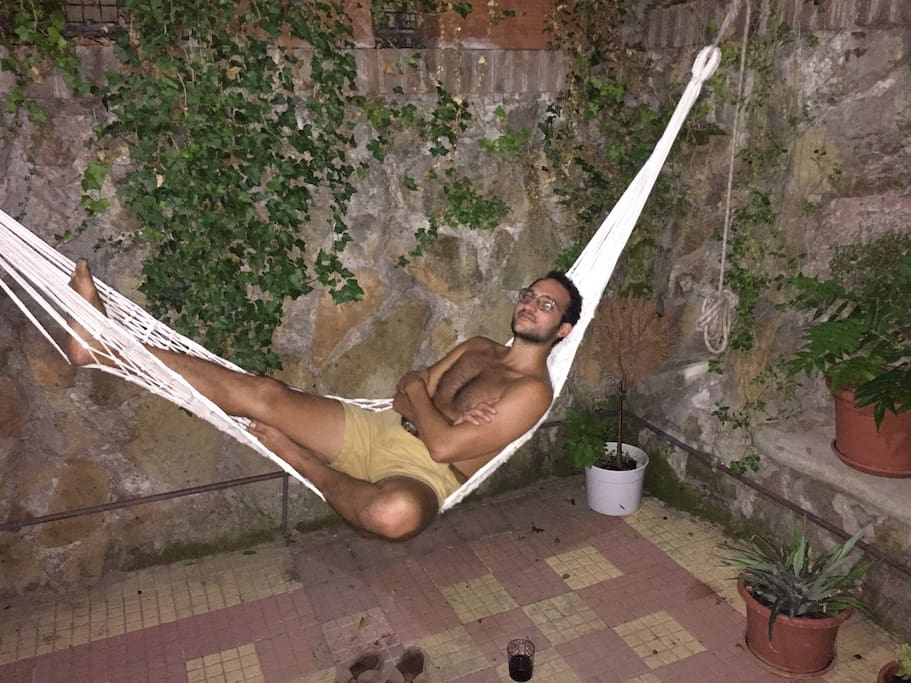 The almighty hammock