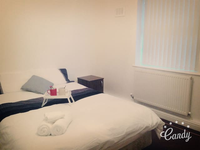 Liverpool City Centre - Double Room - Liverpool - Departamento