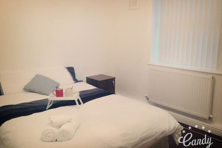 Liverpool City Centre - Double Room - Liverpool - Lejlighed