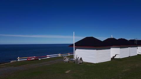 Bellevue cabins ~ beachfront