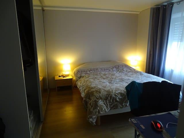 Appart' privé tout confort et calme - Viry-Châtillon - Apartament