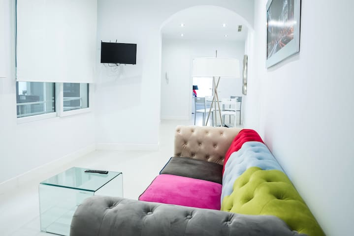 Design apartment in Plaza Mayor 2D