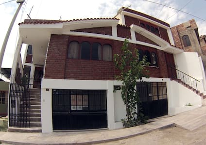Private Room in Large Home with Amazing Views - Arequipa - Rumah