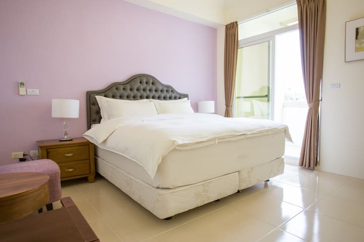 Double room - Summer of Moonlight Vacation House - Taitung - Bed & Breakfast