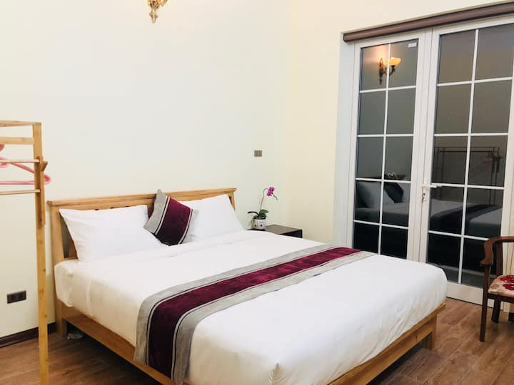 Brother's Homestay - Double Room with balcony