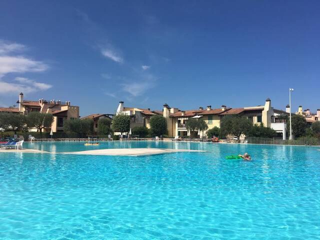 Garda Resort Village - Family friendly apartment