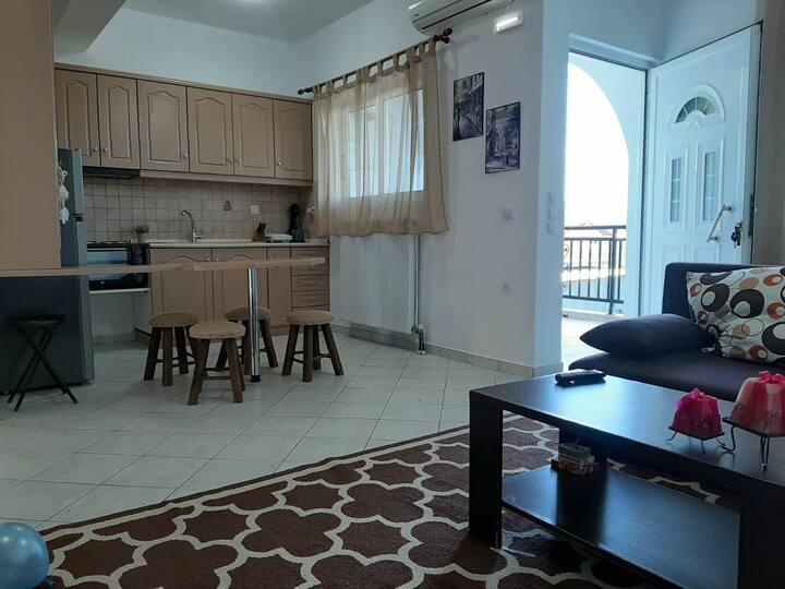 Cozy Apartment in Agios Kirikos