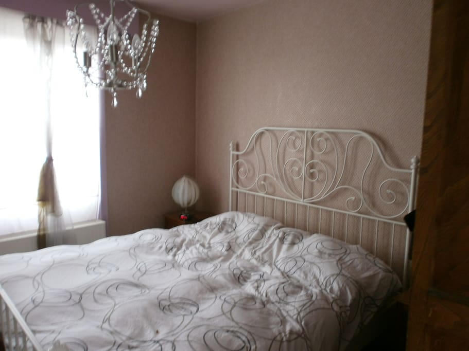 Room 2: A romantic room for two persons