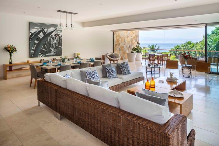 Dream view Punta Mita Luxury Apartment