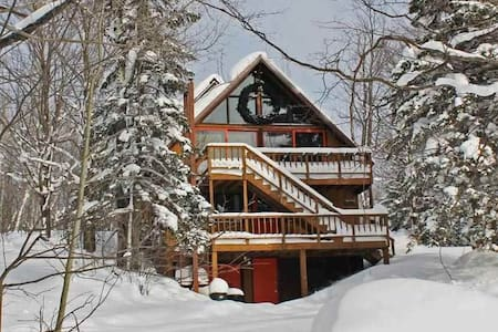 Big Chalet on Big Powderhorn Mountain