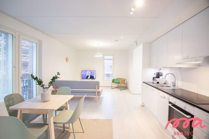 SSA Spot Premium Apartment Espoon Reviisori