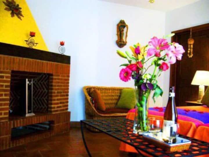 Habitaciones hermosas céntricas cocina y terraza