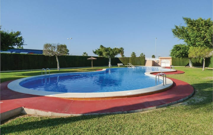 Awesome home in Torrevieja with 2 Bedrooms