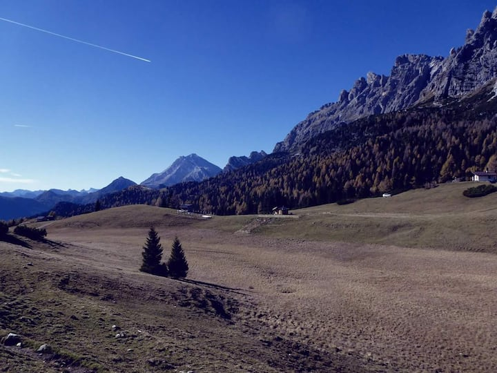 Accogliente appartamento nel cuore delle Dolomiti