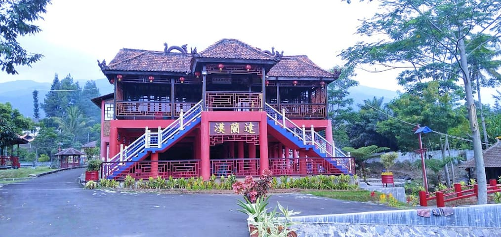 Resort Highlander ( VIlla Panggung )