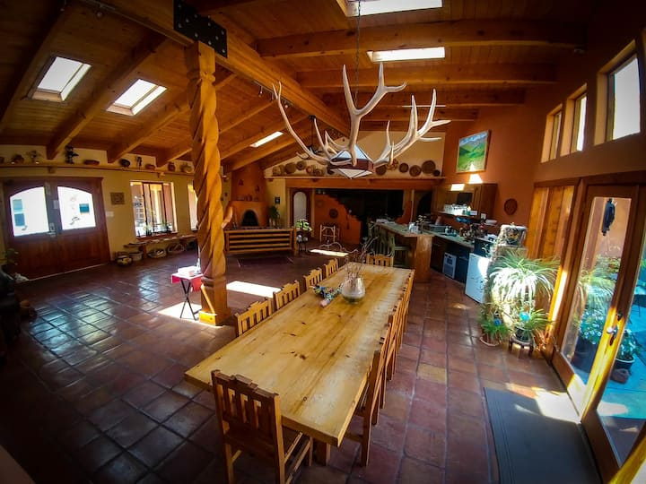 CDR Private Bedroom & bath in Lodge- Jemez Rm