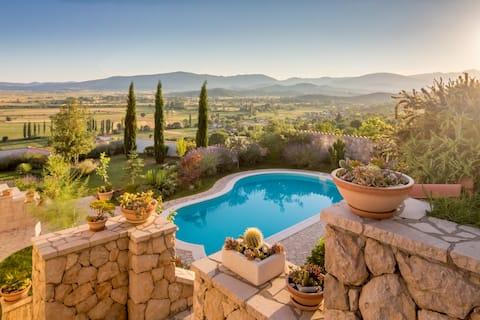 Villa Gala & Villa Galina near Split