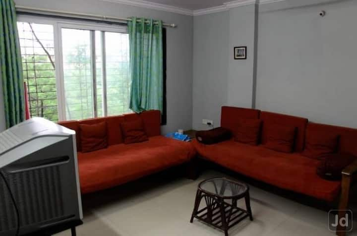 Youth Hostel Kharghar, ecological economical stay