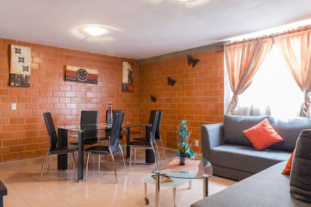 JS Newly furnished, near the center - Mexico City - Apartmen