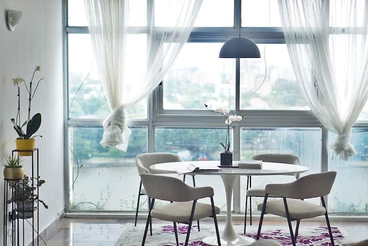 Tastefully Designed Lagos Apartment, 1004 Estate