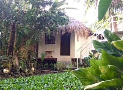 Tropical Garden Villa on Seaside Property - Tagbilaran