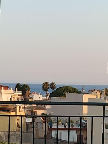 Sotiria Alpha near to the park OSE beach &city