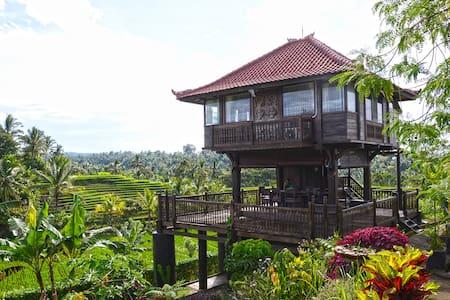 The Ravaya Arim Villa -Peaceful, Romantic, Natural
