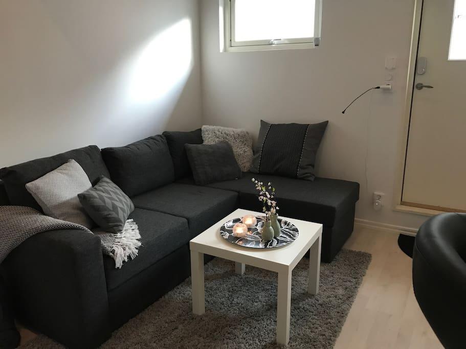 Bäddsoffa / Bed Sofa