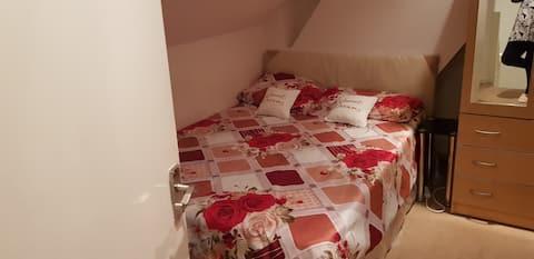 Double loft room HA2 6EL near Harrow Fire Station