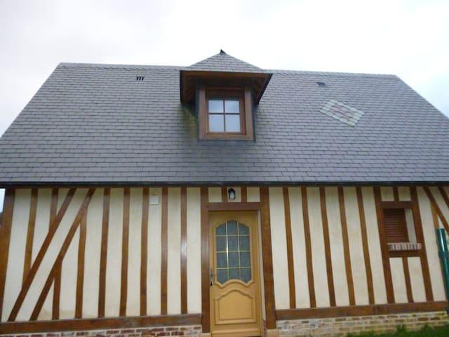 Gîte le Bâtiment - Héricourt-en-Caux - House
