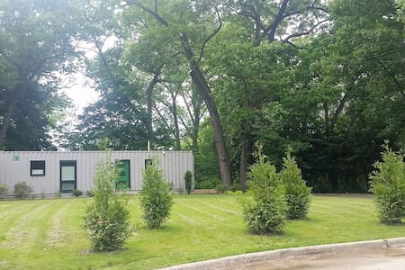 Modern Container Home - Benton Harbor