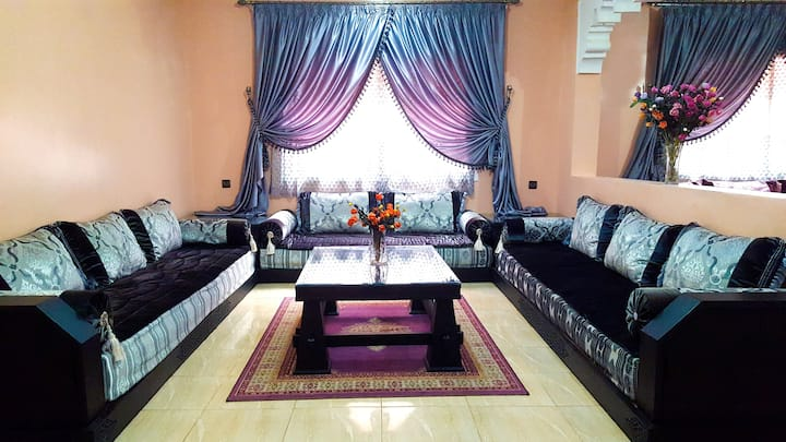 Charming and Spacious Villa  for Rent