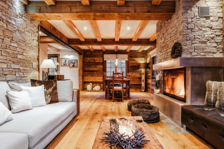 "Luxury ""Chalet Le Petou"" Unique 5½ ★ in Champery"