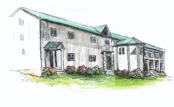 Sulphur Lick Hotel EDEN AND MT. ARARAT suite