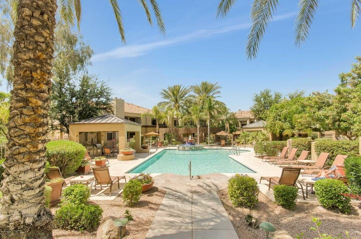 SCOTTSDALE RESORT-STYLE LIVING - Scottsdale - Departamento