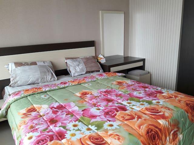Apartemen di hotel bintang 4 bogor - Tanah Sereal - Apartament