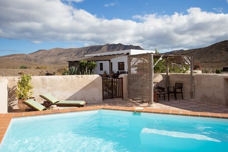 Country house Aurora in Bio Farm in Fuerteventura